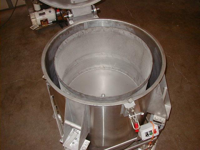Cmi Equipment Amp Engineering Co Hydraulic Spinner