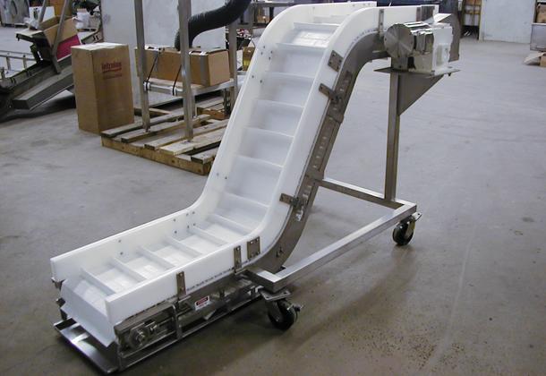 Cmi Equipment Amp Engineering Co Incline Conveyor